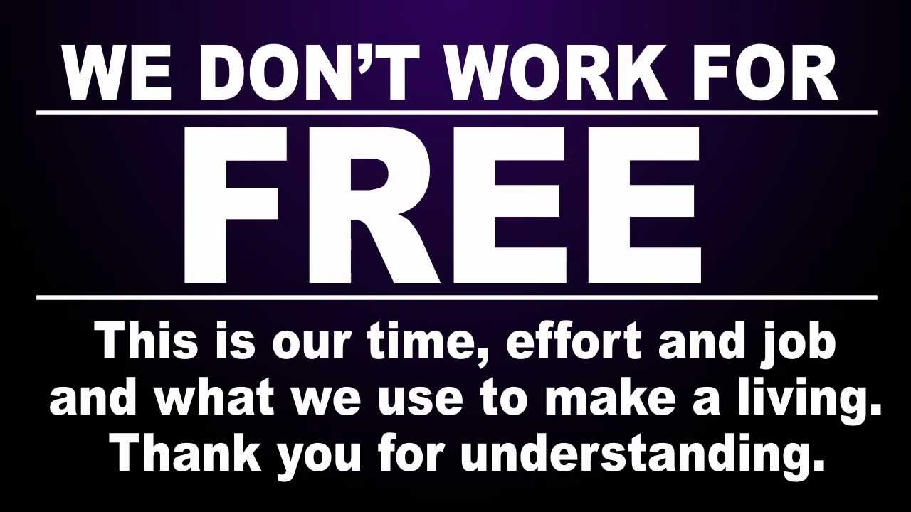 Freelancers-working-for-free